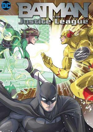 BATMAN Y LA LIGA DE JUSTICIA #03