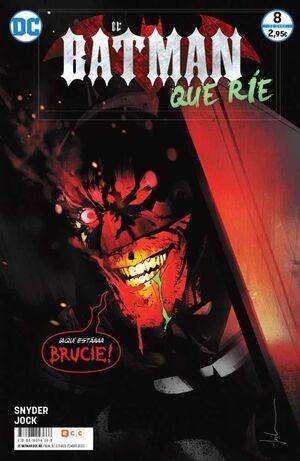 EL BATMAN QUE RIE #08 AQUI ESTAAA BRUCIE!