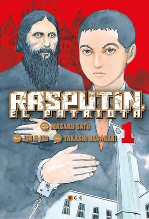 RASPUTIN EL PATRIOTA #01