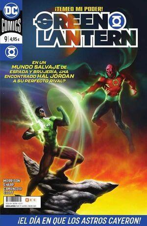 EL GREEN LANTERN #091 / #009 (GRANT MORRISON)