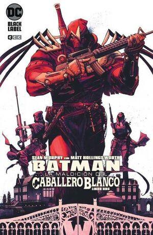 BATMAN: LA MALDICION DEL CABALLERO BLANCO #02