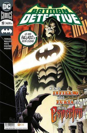 BATMAN: DETECTIVE COMICS #19 UNIVERSO DC