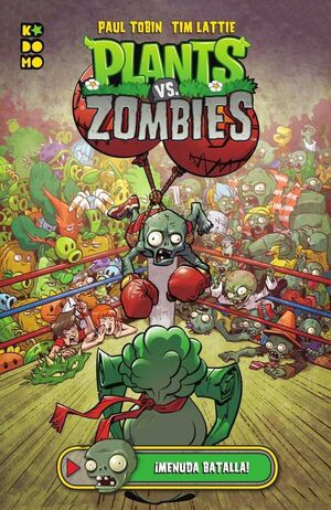 PLANTS VS ZOMBIES: MENUDA  BATALLA!