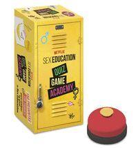 SEX EDUCATION QUIZ GAME ACADEMY