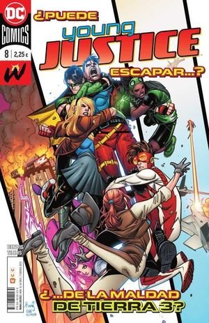 YOUNG JUSTICE #08