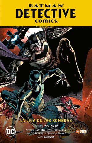 BATMAN: DETECTIVE COMICS VOL. #03. LIGA DE LAS SOMBRAS(SAGA RENACIMIENTO 4)