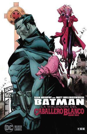 BATMAN: LA MALDICION DEL CABALLERO BLANCO #03