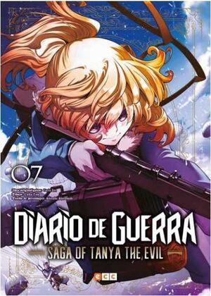 DIARIO DE GUERRA: SAGA OF TANYA THE EVIL #07