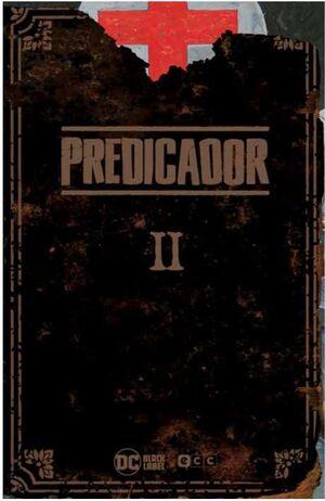 PREDICADOR. EDICION DELUXE # 02