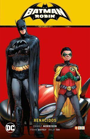 BATMAN SAGA: BATMAN Y ROBIN V1. RENACIDOS