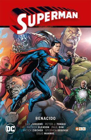 SUPERMAN SAGA VOL. 04. RENACIDO (RENACIDO - PARTE 1)