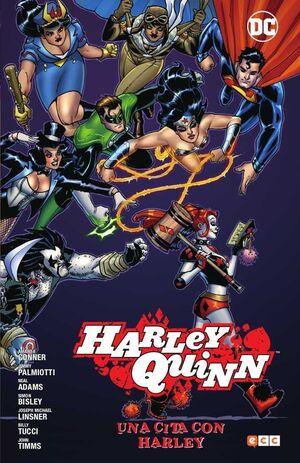 HARLEY QUINN: UNA CITA CON HARLEY