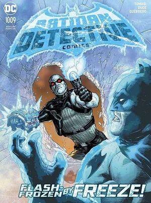 BATMAN: DETECTIVE COMICS #20 UNIVERSO DC