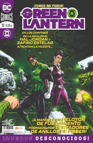 EL GREEN LANTERN #093 / #011 TEMED MI PODER! (GRANT MORRISON)