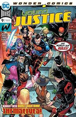 YOUNG JUSTICE #09