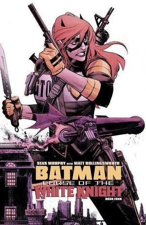 BATMAN: LA MALDICION DEL CABALLERO BLANCO #04