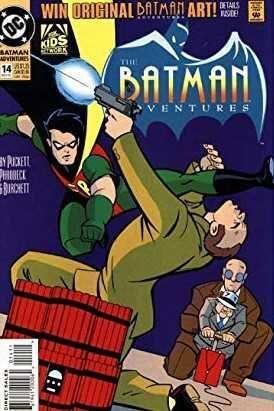 LAS AVENTURAS DE BATMAN #14 (KODOMO)