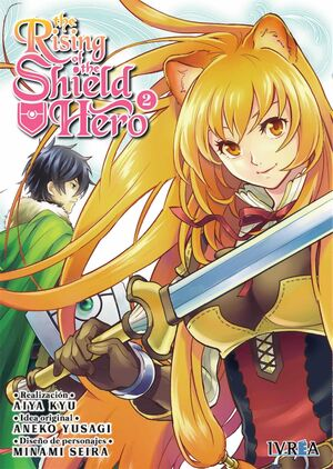 THE RISING OF THE SHIELD HERO #02