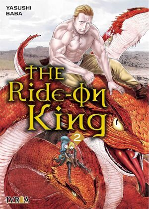 THE RIDE-ON KING #02