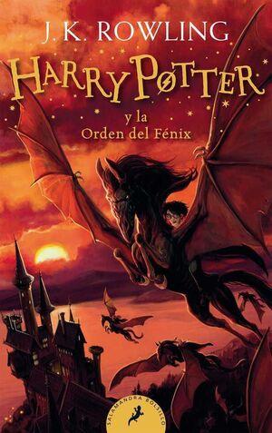 HARRY POTTER Y LA ORDEN DEL FENIX (BOLSILLO)