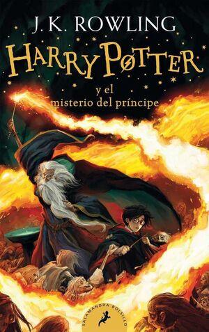 HARRY POTTER Y EL MISTERIO DEL PRINCIPE (BOLSILLO)