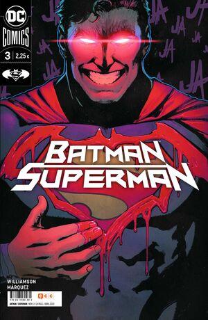 BATMAN / SUPERMAN #003. (GRAPA)