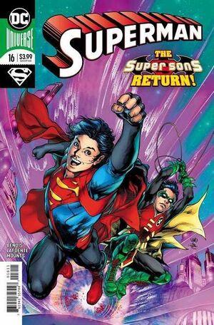 SUPERMAN MENSUAL VOL.3 #095 / 016.