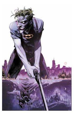 BATMAN: LA MALDICION DEL CABALLERO BLANCO #05