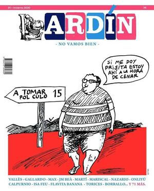 LARDIN #01. INVIERNO 2020