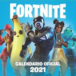CALENDARIO 2021 FORTNITE. OFICIAL