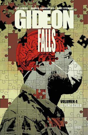 GIDEON FALLS # 04. EL PENTACULO