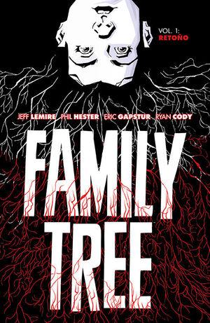 FAMILY TREE #01. RETOÑO