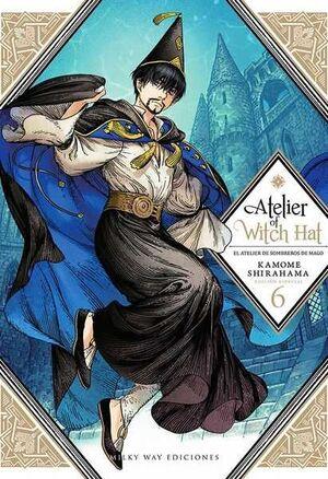 ATELIER OF WITCH HAT #06 (EDICION ESPECIAL)