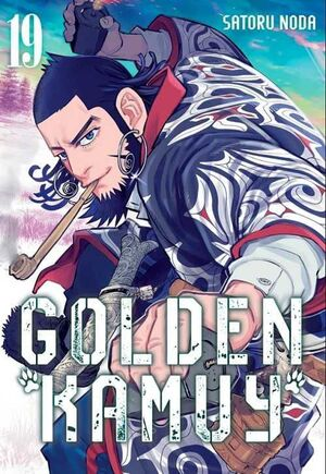 GOLDEN KAMUY #19