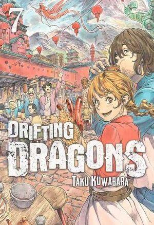 DRIFTING DRAGONS #07