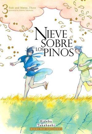 NIEVE SOBRE LOS PINOS #03