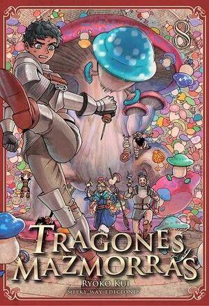 TRAGONES Y MAZMORRAS #08