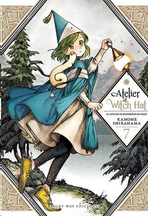 ATELIER OF WITCH HAT #07 (EDICION ESPECIAL)