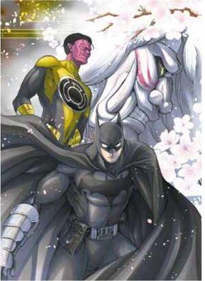 BATMAN Y LA LIGA DE JUSTICIA #04