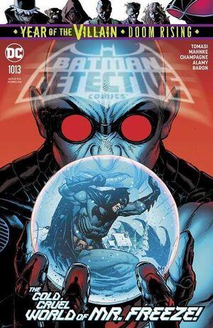 BATMAN: DETECTIVE COMICS #21 UNIVERSO DC