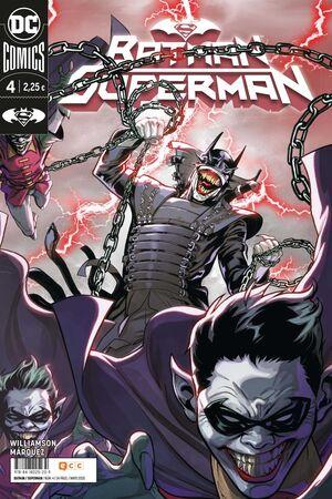 BATMAN / SUPERMAN #004. (GRAPA)