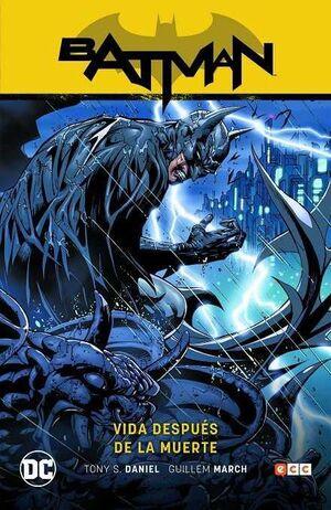 BATMAN SAGA VOL. 10. VIDA DESPUES DE LA MUERTE - RENACIDO 4 (DE TOM KING)