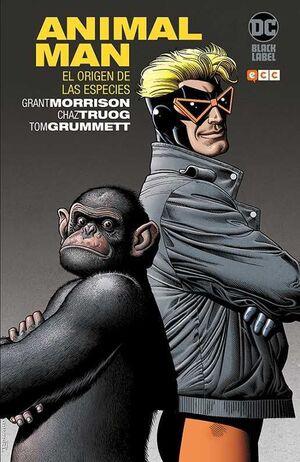 ANIMAL MAN DE GRANT MORRISON #02. EL ORIGEN DE LAS ESPECIES (NUEVA EDICION)