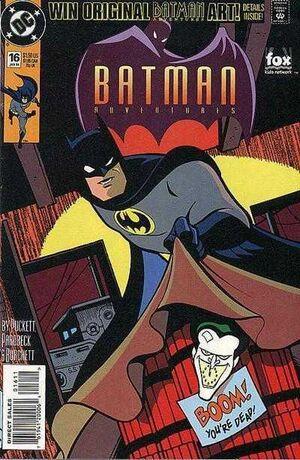 LAS AVENTURAS DE BATMAN #16 (KODOMO)