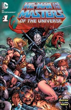HE-MAN Y LOS MASTERS DEL UNIVERSO #03