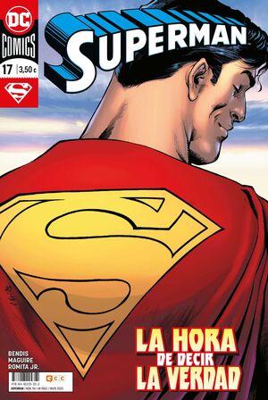 SUPERMAN MENSUAL VOL.3 #096 / 017. LA HORA DE DECIR LA VERDAD