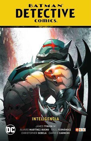 BATMAN SAGA: BATMAN DETECTIVE COMICS V4. INTELIGENCIA - RENACIMIENTO 5