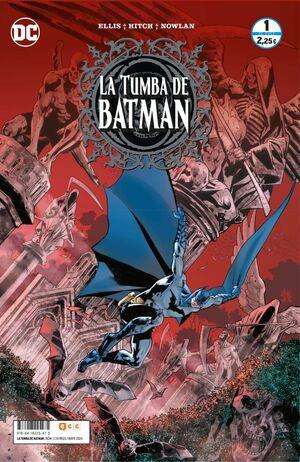 LA TUMBA DE BATMAN #01