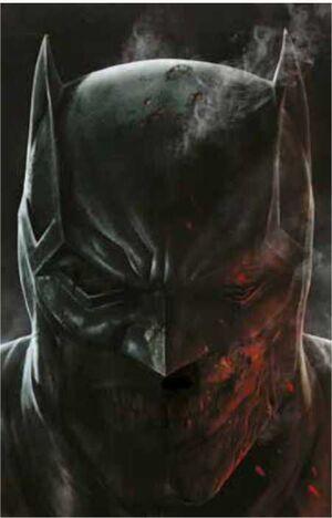 BATMAN: CONDENADO (CARTONE)
