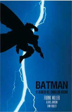 BATMAN: EL REGRESO DEL CABALLERO OSCURO (EDICION DELUXE BLANCO Y NEGRO)